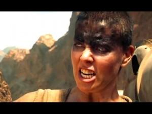 Charlize Theron Mad Max