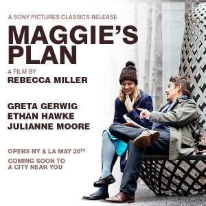 Maggie's Plan E