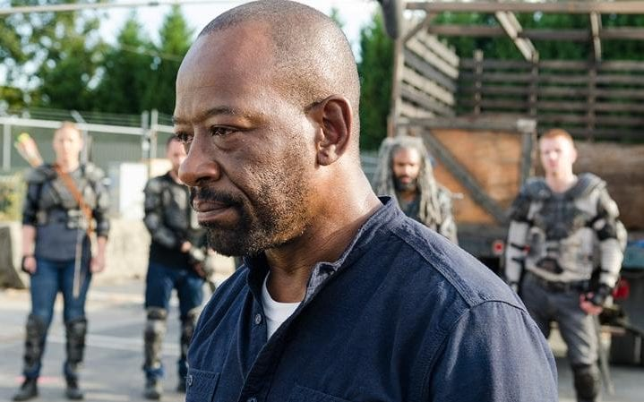 THE WALKING DEAD RECAP S7EP13 BURY ME HERE