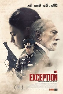 THE EXCEPTION – TRIBECA FILM FESTIVAL 2017