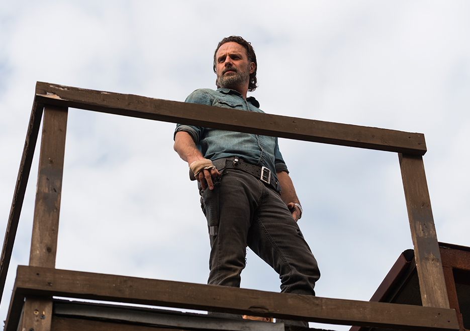 THE WALKING DEAD RECAP: S7EP16 THE FIRST DAY OF THE REST OF YOUR LIFE