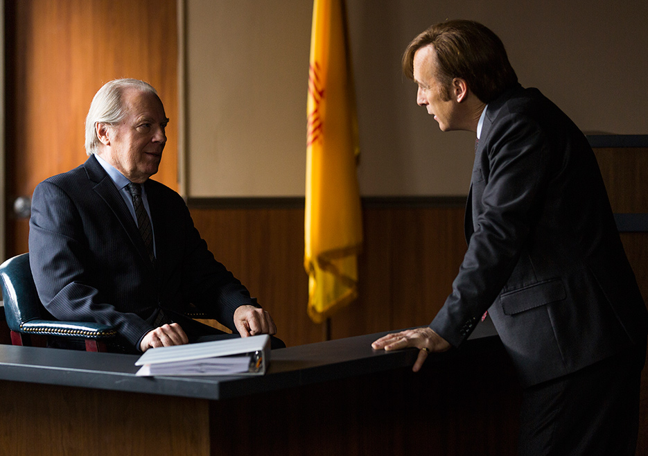 BETTER CALL SAUL S3 EP5 CHICANERY