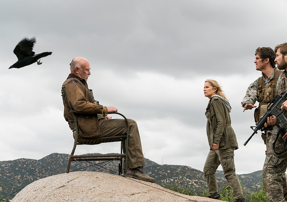 FEAR THE WALKING DEAD RECAP S3EP5 BURNING IN WATER, DROWNING IN FLAME